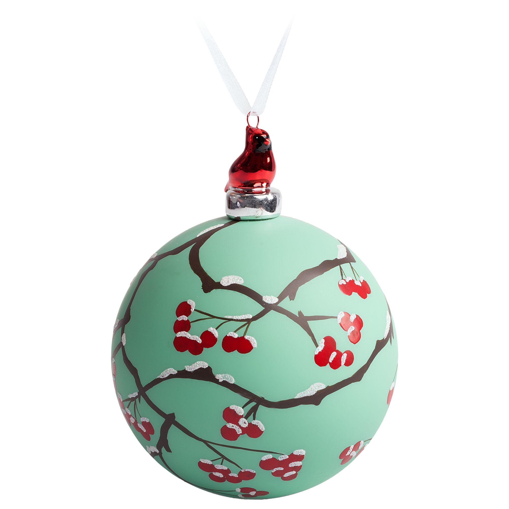 Картинка елочная игрушка шар